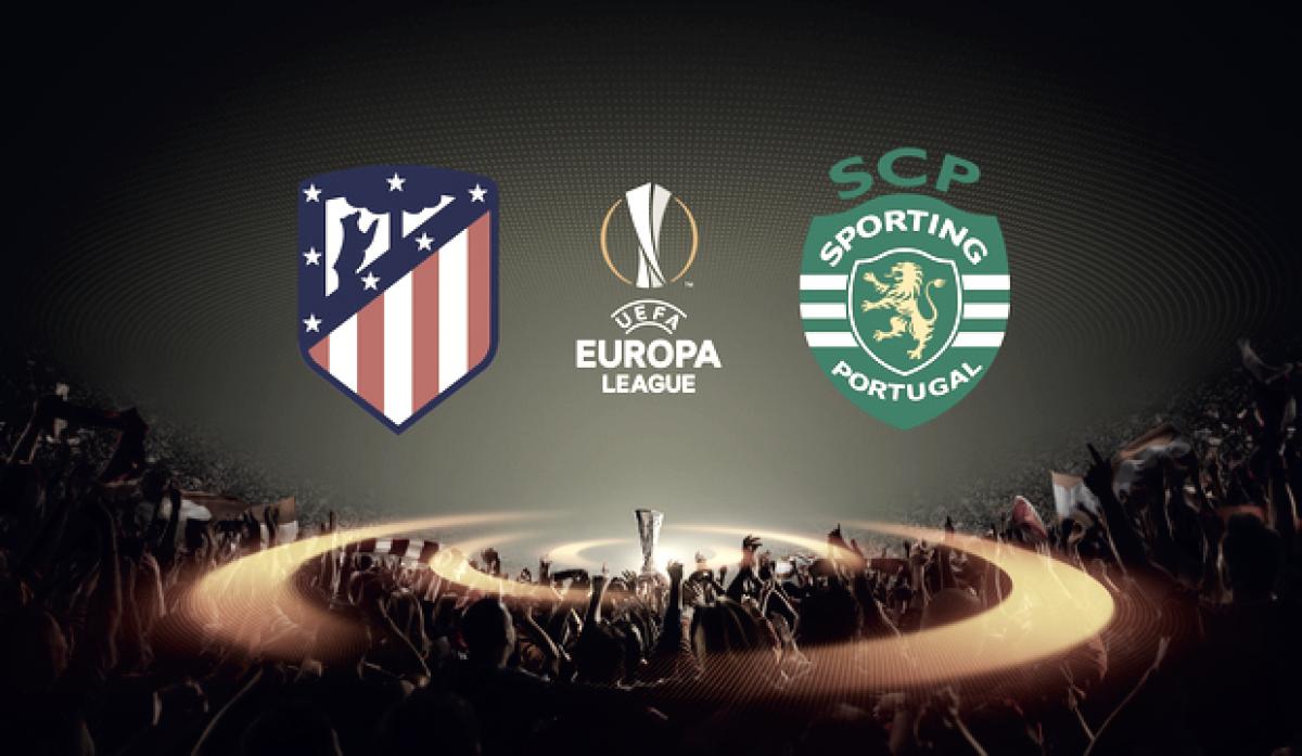 El Atlético de Madrid se enfrentará al Sporting de Portugal en los cuartos de final de la Europa League