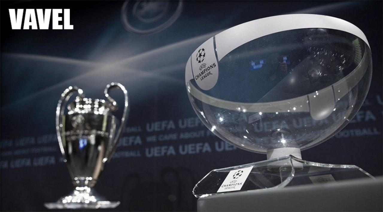 Resultado y cruces sorteo de octavos de final Champions League 2018