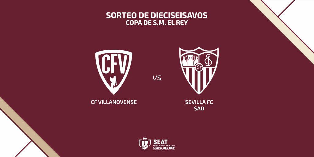 Sevilla FC - Villanovense en Copa