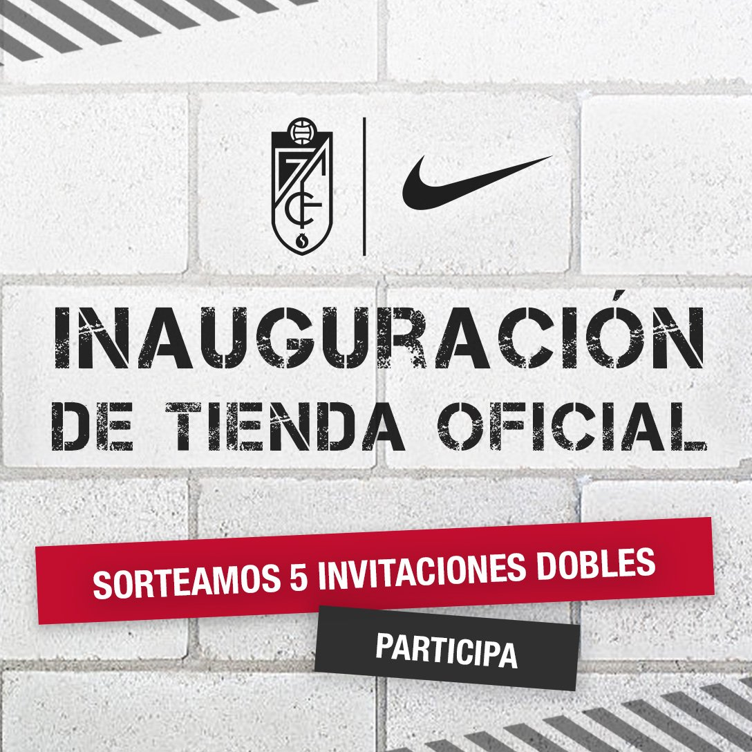 El Granada CF inaugura el jueves la nueva tienda oficial en Los Cármenes