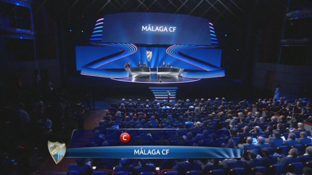 Milan, Zenit y Anderlecht, rivales del Málaga en el grupo C de la Champions League
