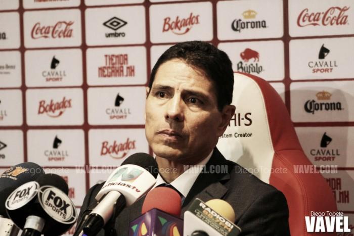 "Alfonso Sosa: ""El equipo plantó cara"""