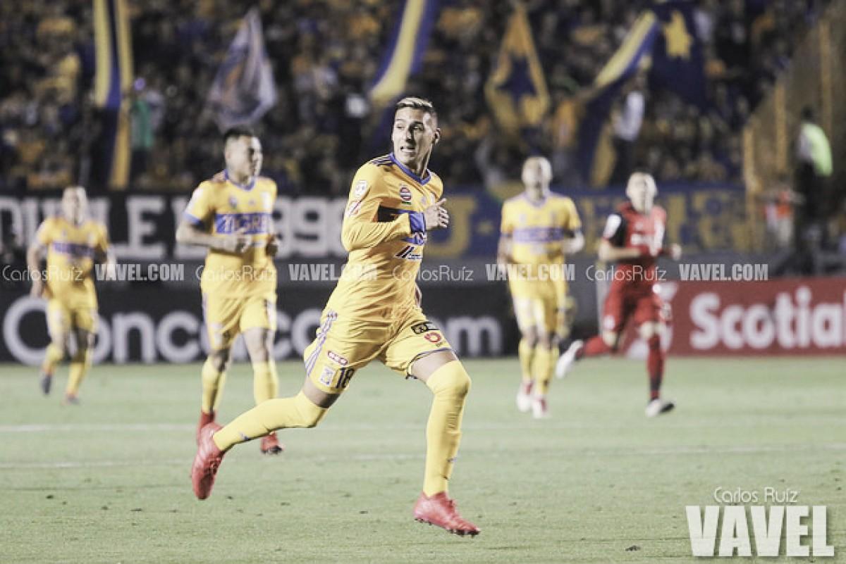"""Ismael Sosa: """"Tigres siempre va a ser favorito por su plantilla"""""""