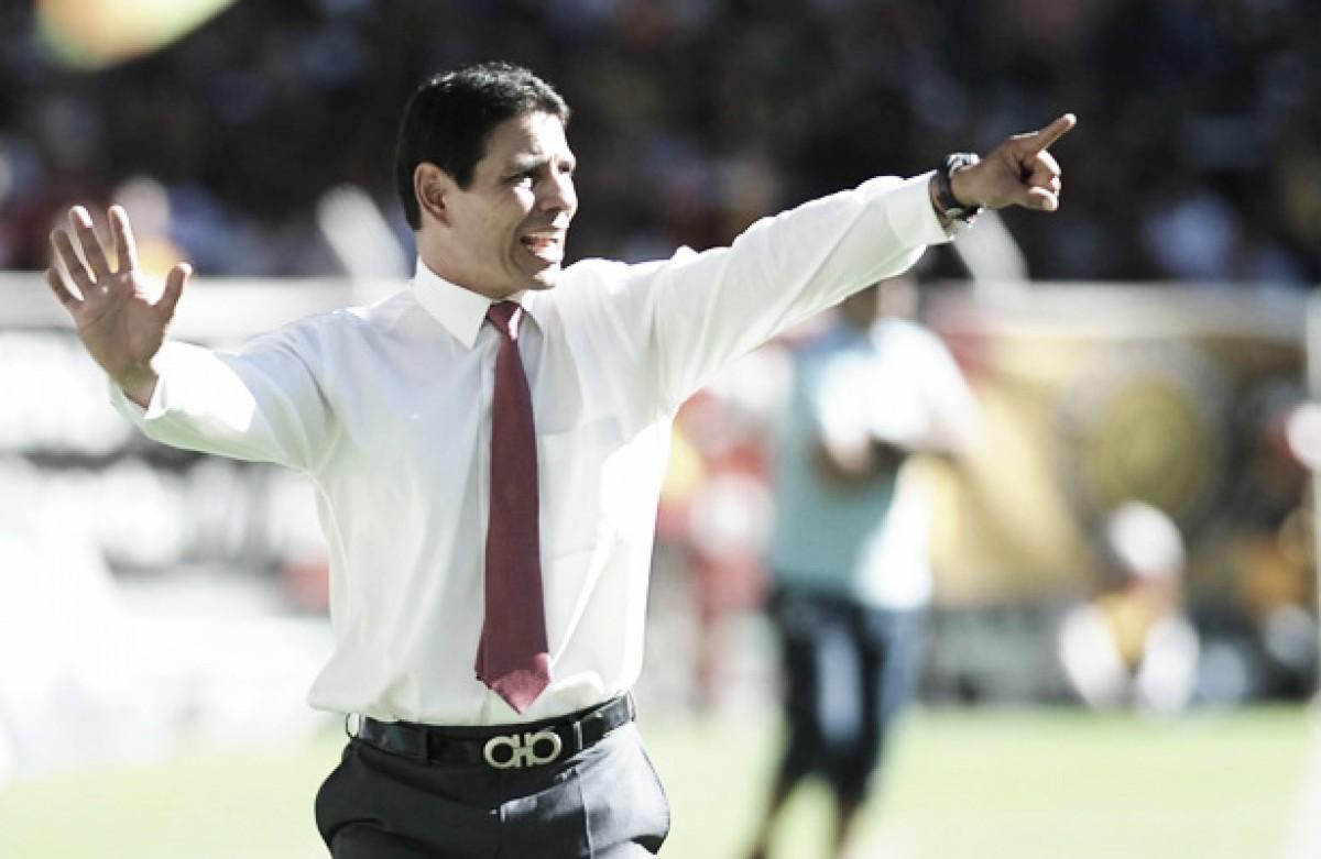 """Alfonso Sosa: """"La idea es tener sólo nueve jugadores extranjeros"""""""