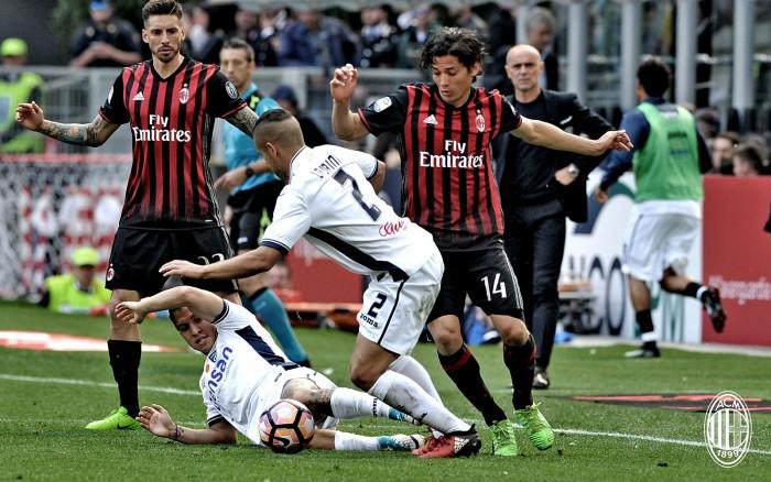 Milan, corsa per l'Europa League:una media punti da retrocessione