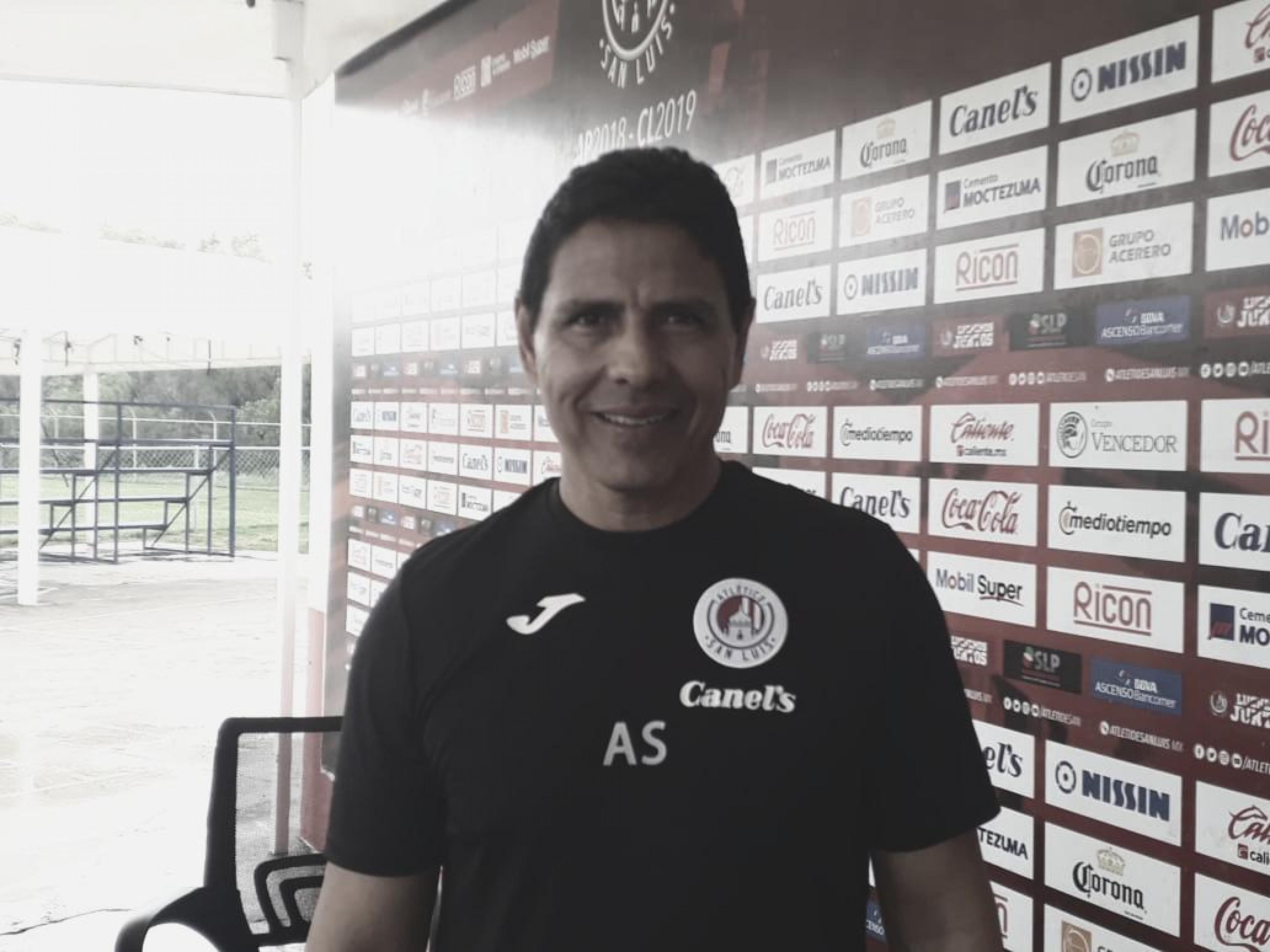 """Alfonso Sosa: """"Necesitamos intensidad, agresividad y buen ritmo de partido"""""""