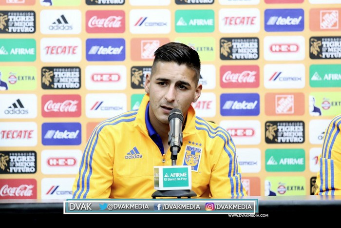 """Ismael Sosa: """"Me debo a la afición de Tigres"""""""