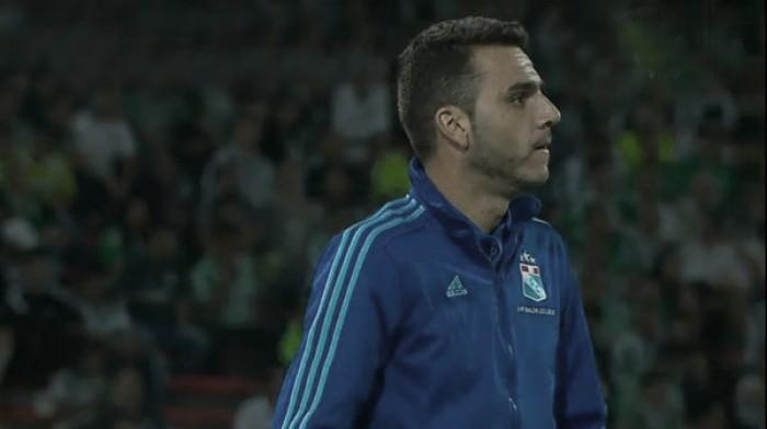 """Mariano Soso: """"Sabíamos que enfrentábamos a un equipo muy competitivo"""""""