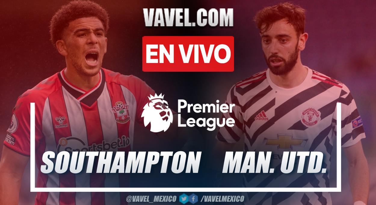 Resumen y goles: Southampton 1-1 Manchester United en la fecha 2 por Premier League 2021-22