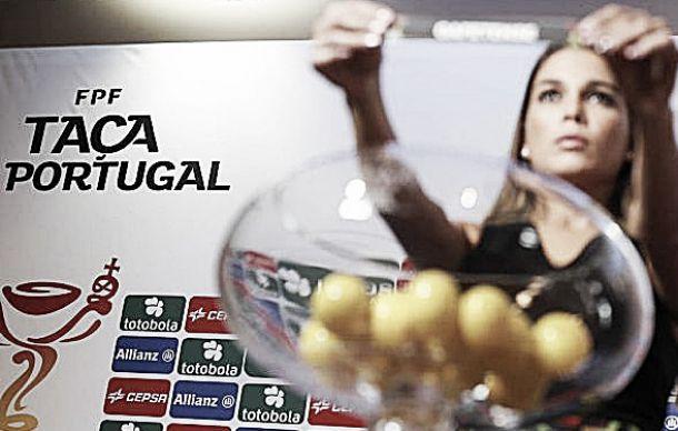 Quartos-de-final da Taça de Portugal já são conhecidos