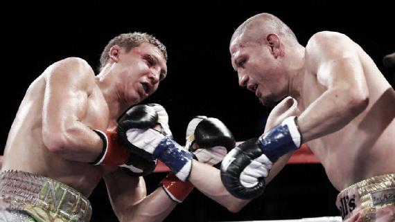 Soto Karass venció a Macías en una pelea con doble récord