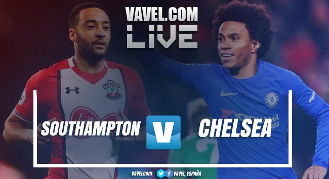 Resumen Southampton vs Chelsea en Premier League 2018 (0-3)