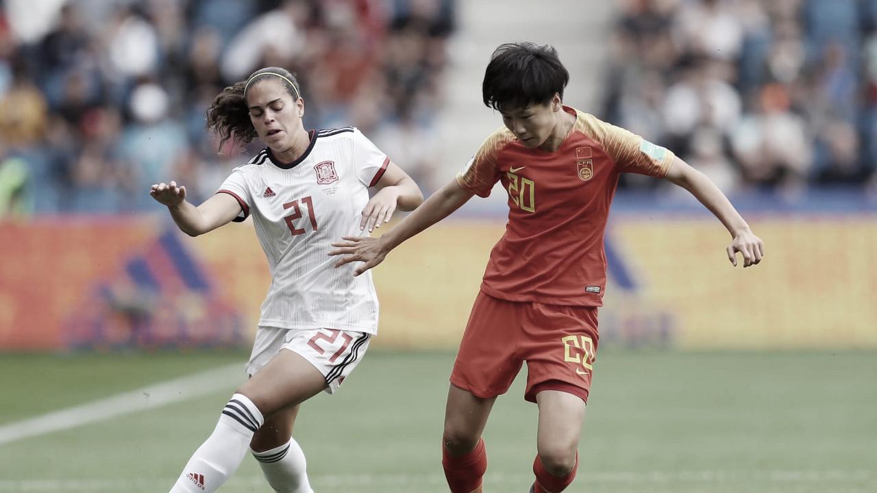 Las españolas continúan dando pasos de gigante en el Mundial