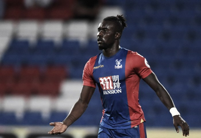 Crystal Palace defender Pape Souare airlifted to hospital following car accident