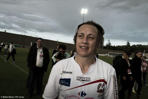 Au revoir Sandrine Soubeyrand