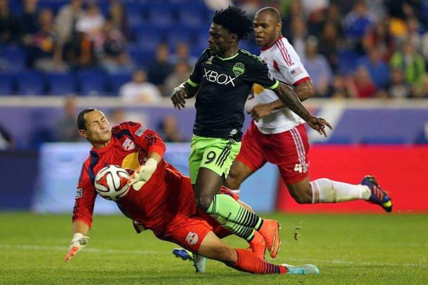 Seattle Sounders Finish Home Stand With Match Against New York Red Bulls