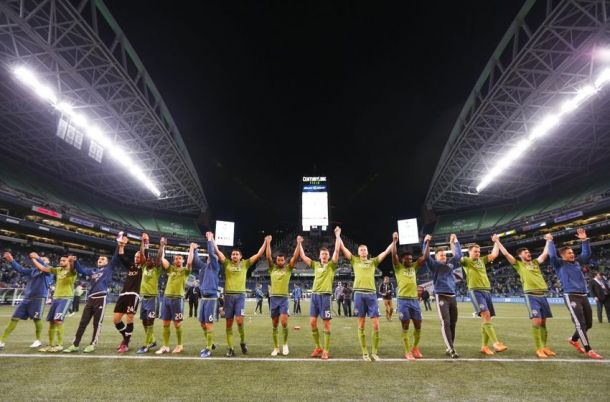 Seattle Sounders Travel To The Big Apple To Take On New York City FC
