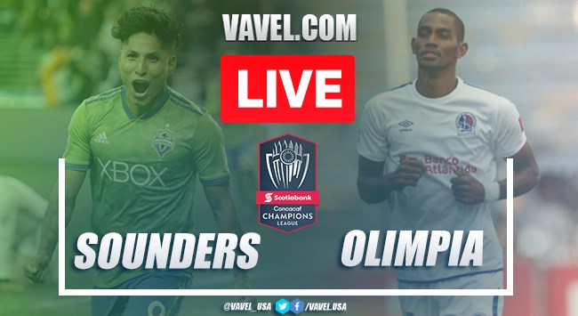 Seattle Sounders vs Olimpia: LIVE Stream and Scores Updates (2(2)-2(4))
