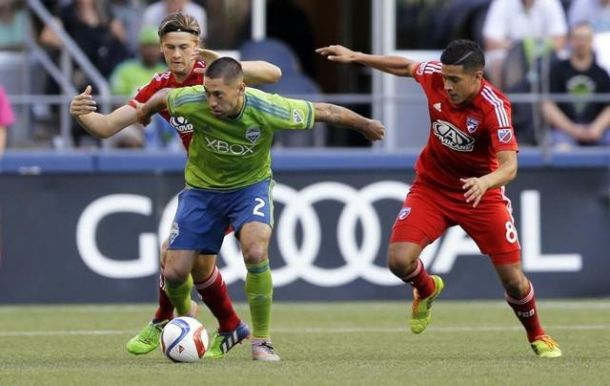 2015 MLS Cup Playoffs: Seattle Sounders FC Play Host To FC Dallas