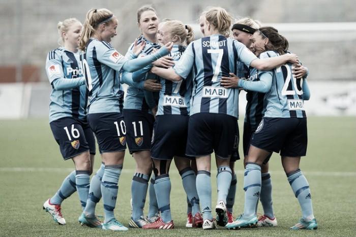 Damallsvenskan - Matchday 5 round-up: Linköping and Rosengård remain unbeaten