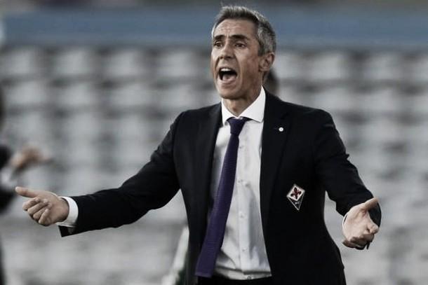 """Fiorentina, Paulo Sousa: """"Domani dovremo spingere sin da subito."""""""