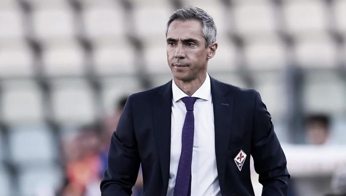 """Paulo Sousa: """"Meritavamo la vittoria, ci è mancato un pizzico di fortuna"""""""