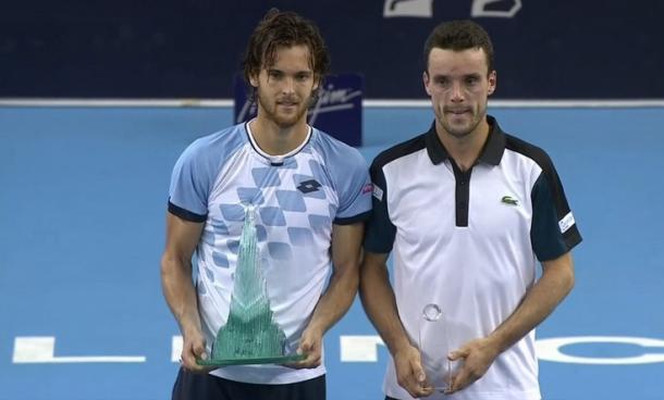 João Sousa vence duelo ibérico contra Bautista Agut e conquista o ATP de Valência