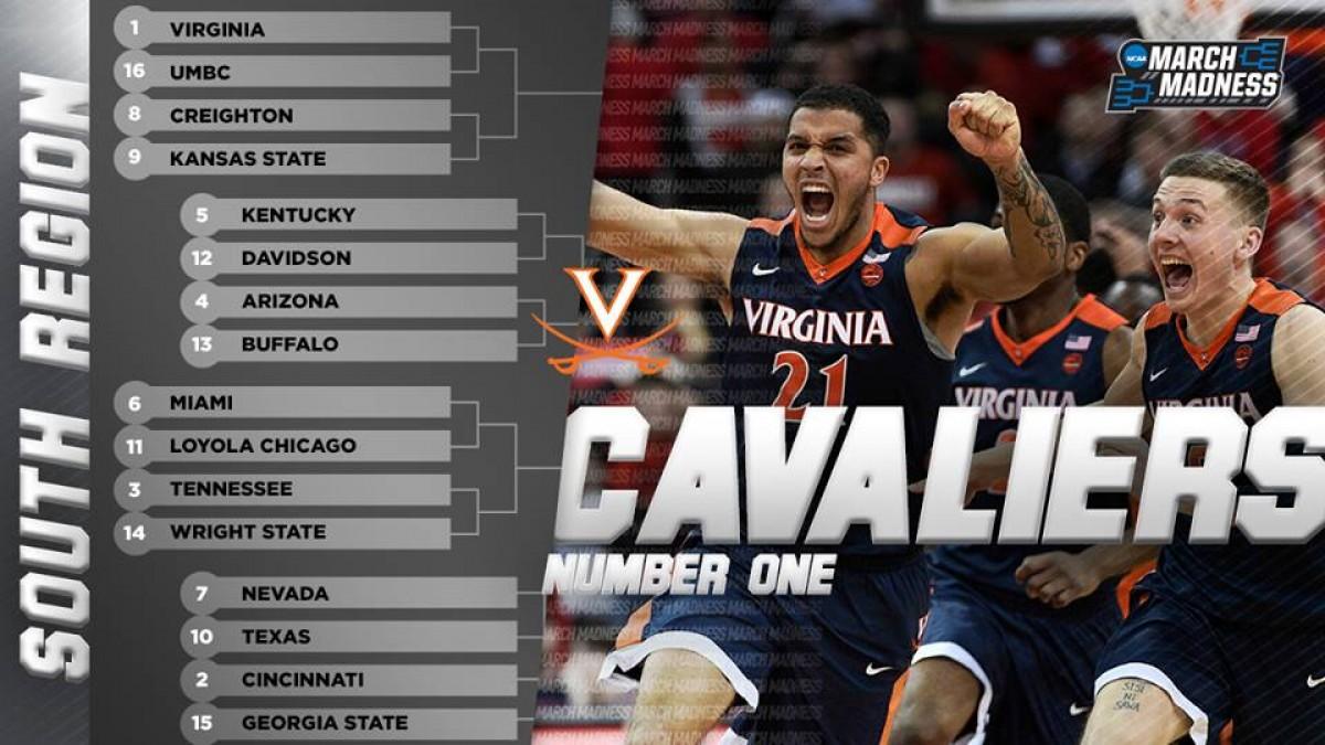 NCAA March Madness - Le squadre premiate dalla Selection Sunday: le wild card al Sud