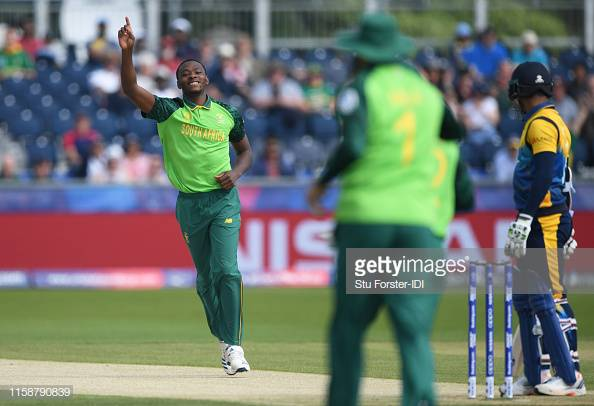Sri Lanka embarrassed by South Africa as they lose by nine wickets