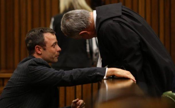 Pistorius, è omicidio colposo