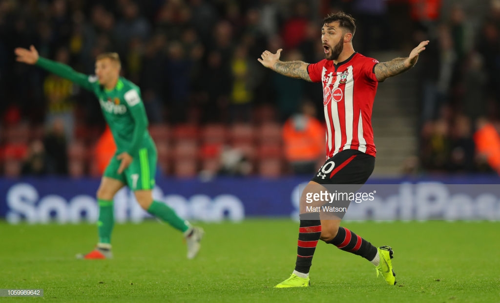 Southampton 1-1 Watford: Controversial refereeing decisions cost both sides