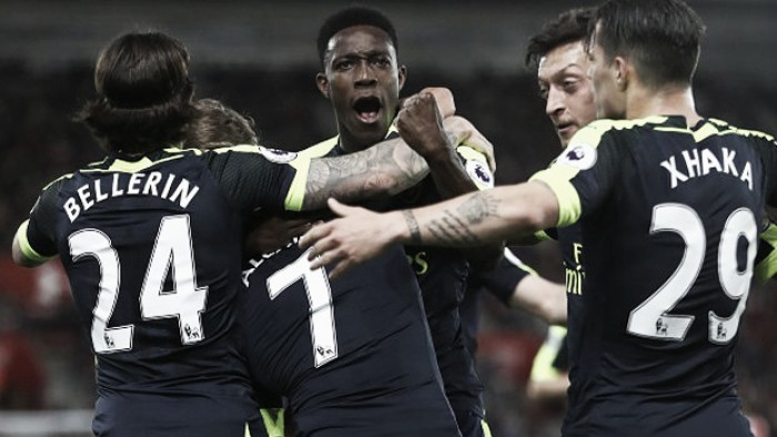 Premier League, Southampton-Arsenal 0-2: Sanchez e Giroud mantengono vive le speranze di top four