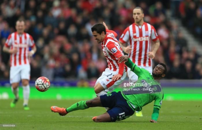 Stoke City vs Southampton: Combined XI