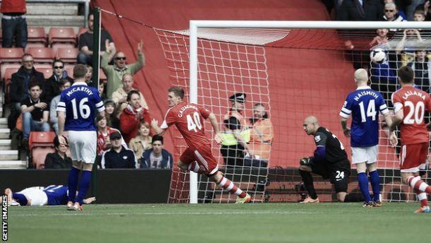 Southampton - Everton: en busca de un golpe de efecto