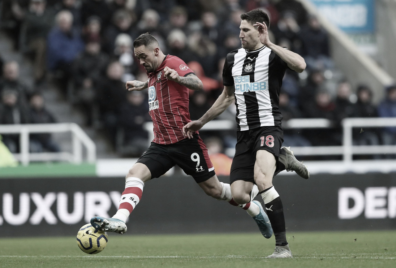 Goals and Highlights: Newcastle 2-2 Southampton in Premier League