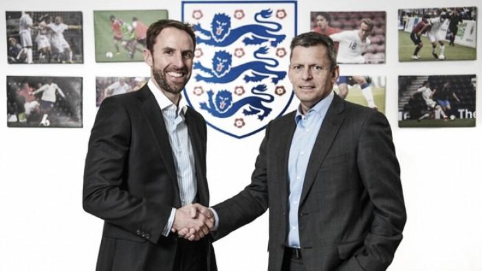 Gareth Southgate confirmado como seleccionador inglés hasta 2020
