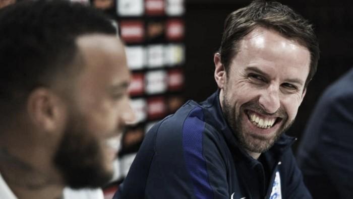 """Southgate: """"Como equipo, debemos buscar lo mejor cada día"""""""