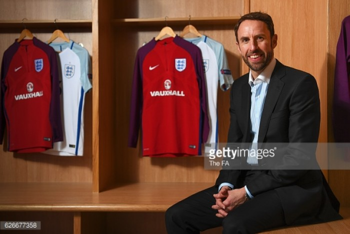 Gareth Southgate named England manager on a permanent basis