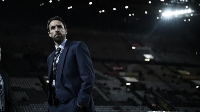 La pizarra de Southgate: el 3-4-3 se apodera de Inglaterra