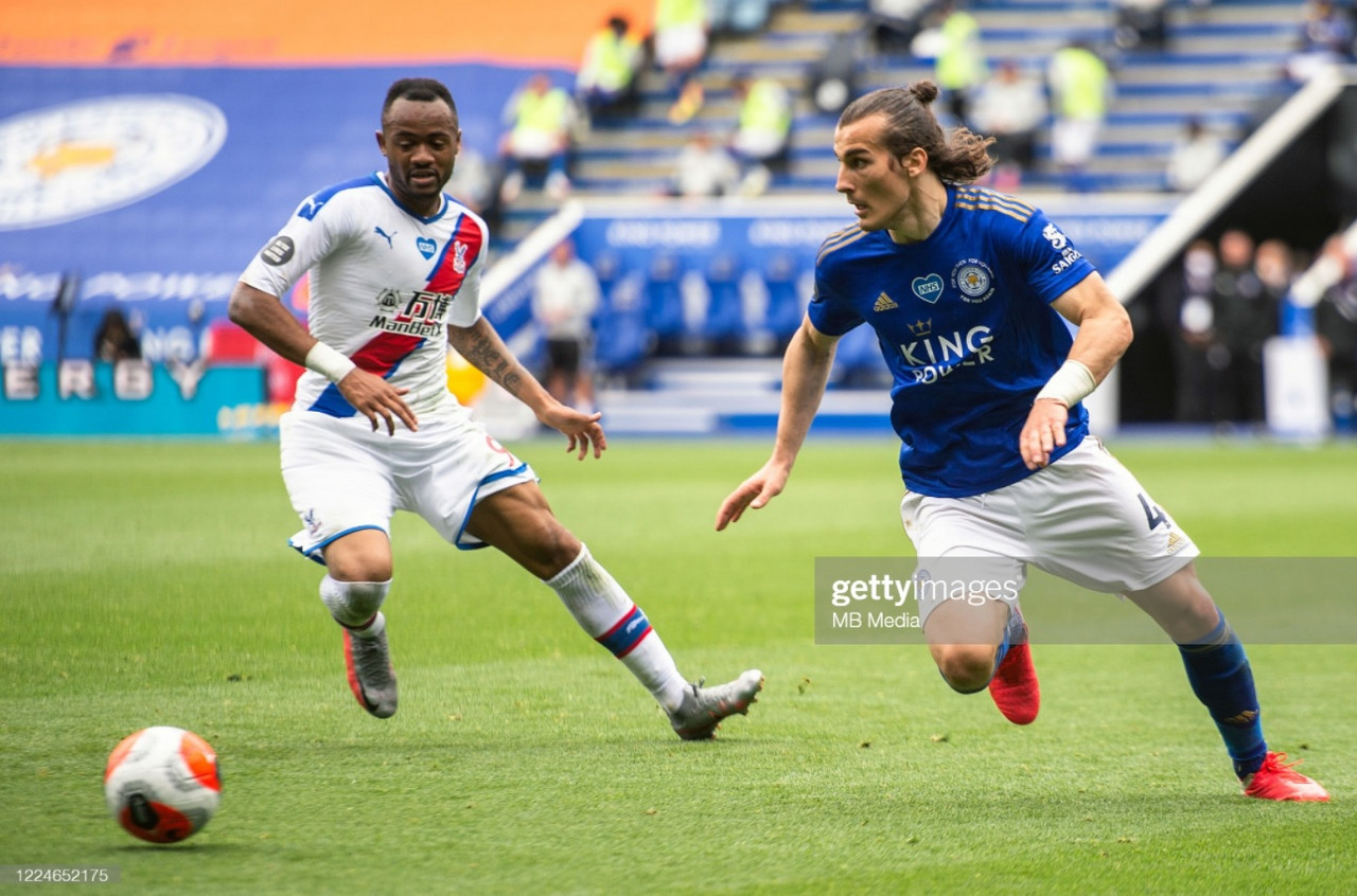 Crystal Palace vs Leicester City: Predicted Line-Ups