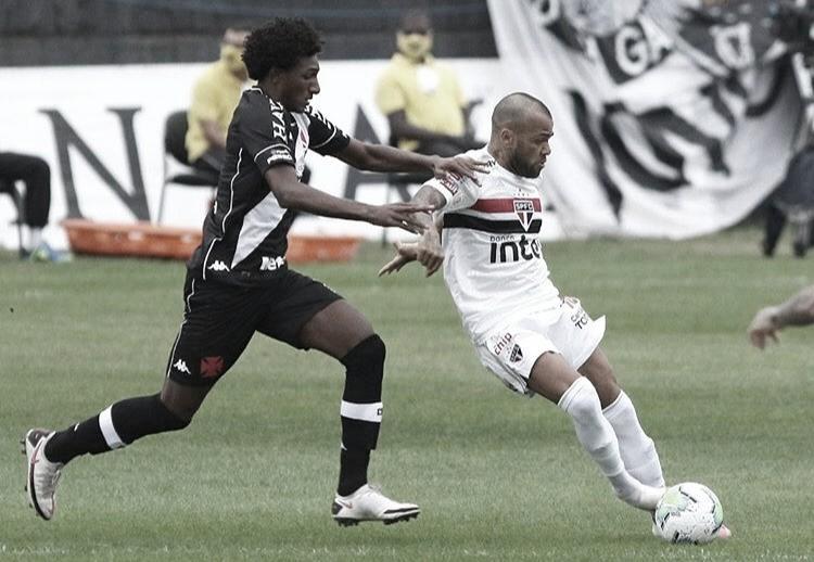 Fernando Diniz não teme demissão e vê São Paulo evoluindo no campo