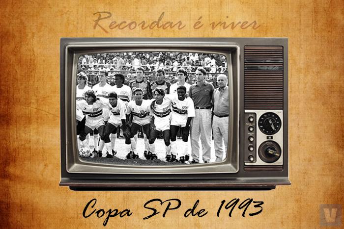 Histórico: relembre o título de 93 da Copinha conquistado pelo São Paulo