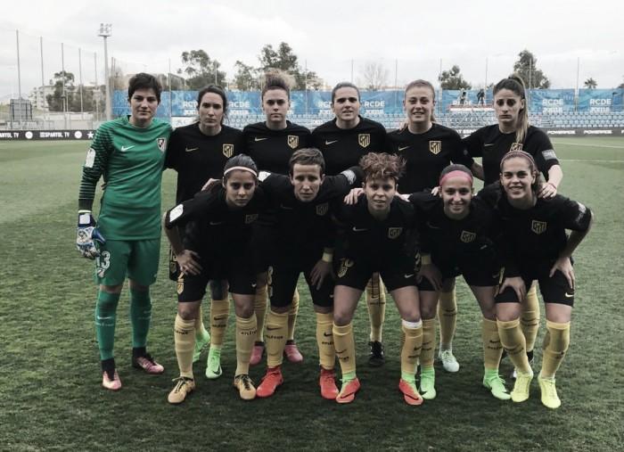 Previa Espanyol-Atlético Féminas: la Liga en juego