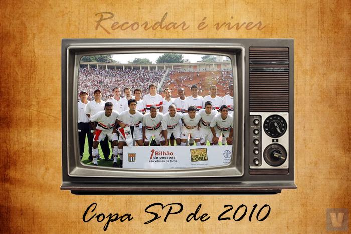A última conquista são-paulina: relembre o título da Copa São Paulo de Futebol Júnior em 2010