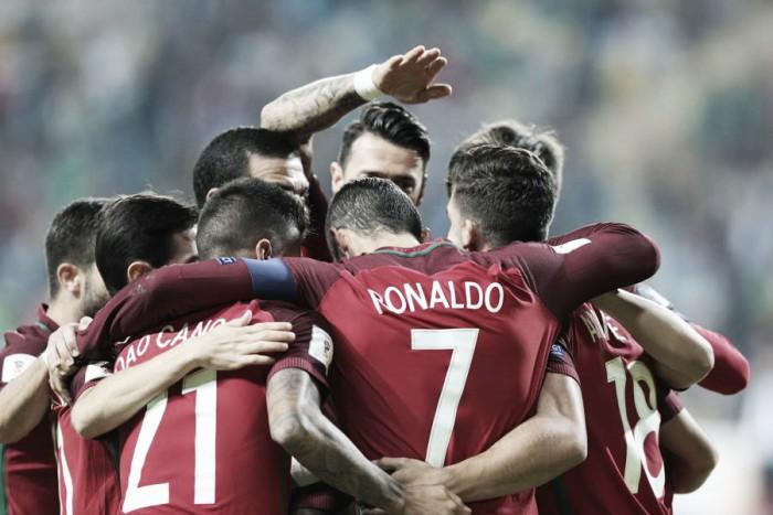 Portugal x Letónia: Fechar 2016 de sonho