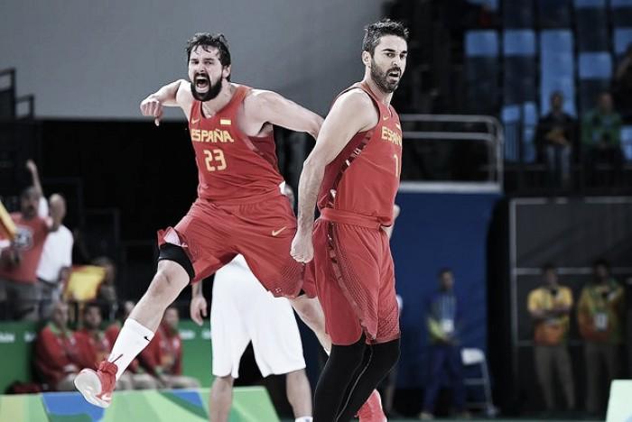 Rio 2016, basket maschile: la Spagna si prende il bronzo in volata sull'Australia (89-88)