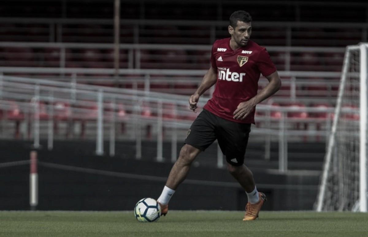 São Paulo e Adidas fecham acordo de fornecimento de material esportivo