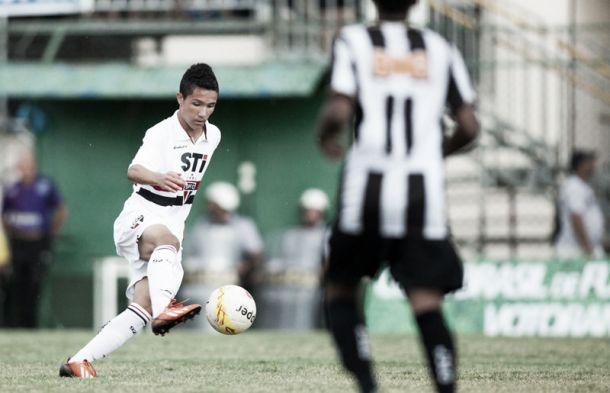 São Paulo vence Atlético-MG e está na final da Copa Brasil sub-15