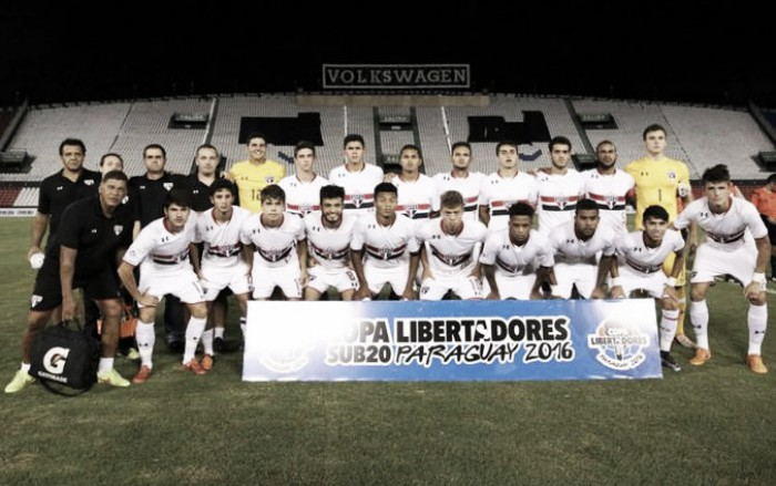 São Paulo bate Liverpool-URU e conquista a Libertadores Sub-20