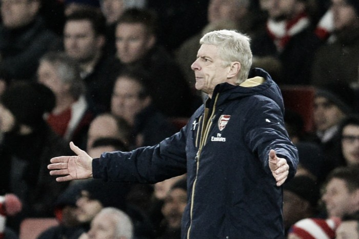 How can Arsene Wenger prepare for Liverpool?
